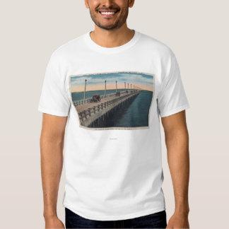 Tampa, FloridaView of Gandy BridgeTampa, FL T-shirts