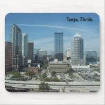 Tampa, la Florida Mousepad Tapetes De Ratón
