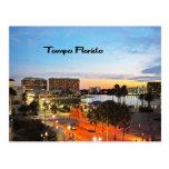 Tampa la Florida Postal