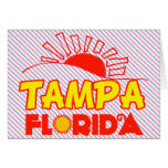 Tampa, la Florida Tarjetas
