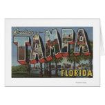 Tampa, letra ScenesTampa, FL de FloridaLarge Felicitaciones