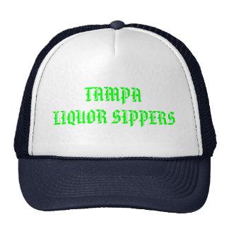 TAMPA LIQUOR SIPPERS TRUCKER HAT