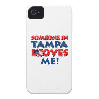 TAMPA USA designs iPhone 4 Case-Mate Case