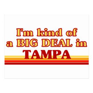 TAMPAaI un poco una GRAN COSA en Tampa Postales