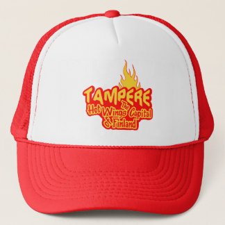 Tampere Hot Wings hat
