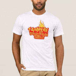 Tampere Hot Wings shirt - choose style & color