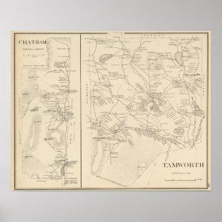 Tamworth, Carroll Co Póster