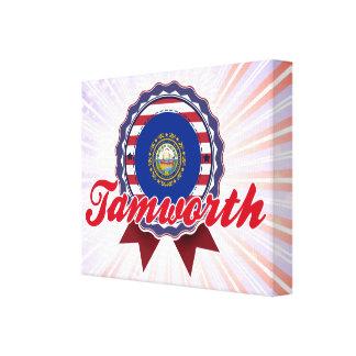 Tamworth, NH Impresiones En Lienzo Estiradas