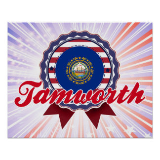 Tamworth, NH Impresiones