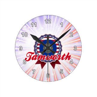 Tamworth, NH Reloj