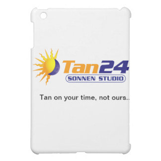 Tan24 Sonnen Studio iPad Mini Case