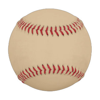 Tan Brown Baseball
