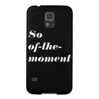 Tan caja de la galaxia S5 de Samsung del Carcasas Para Galaxy S5