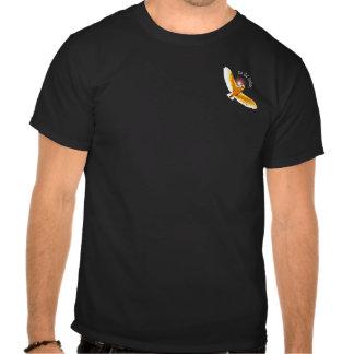 Tan crucero de la caloría camisetas