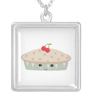 tan empanada de la cereza del kawaii pendiente personalizado