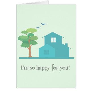 Tan feliz para usted