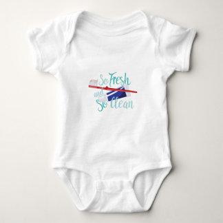 Tan fresco body para bebé