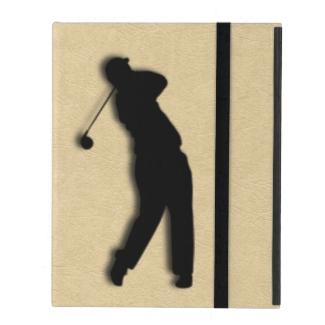 Tan Leather Golf