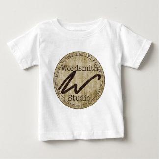 Tan Logo Infant T-shirt