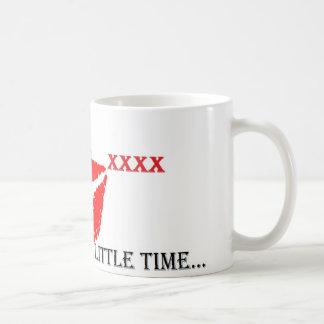 Tan muchos besos, tan poca hora… taza de café