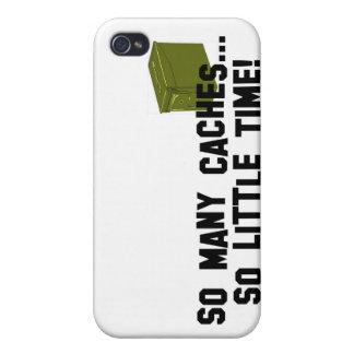 Tan muchos escondrijos… iPhone 4 fundas