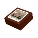 Tan muchos libros (personalizable) cajas de regalo