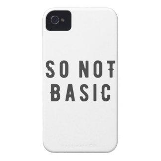 Tan no básico Case-Mate iPhone 4 protector