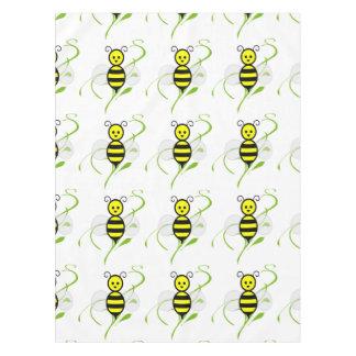 Tan ocupado como un mantel de la abeja