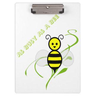 Tan ocupado como una abeja