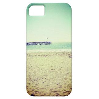 Tan playa de la caloría funda para iPhone SE/5/5s
