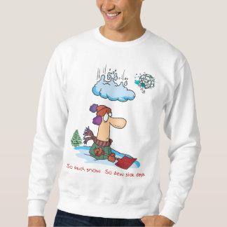 Tan pocos camiseta de los días de la nieve