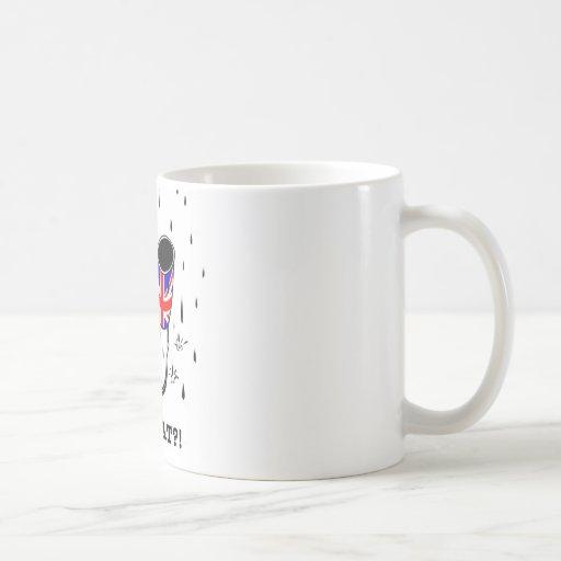 ¡Tan qué?! Tazas De Café