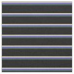[ Thumbnail: Tan, Slate Blue, Dark Slate Gray & Black Colored Fabric ]