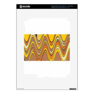 tan streaks rippled.jpg skins for iPad 3