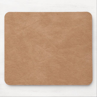 Tan Suede Background II Mouse Pad