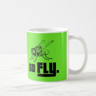 Tan taza de café del símbolo del Biohazard de la
