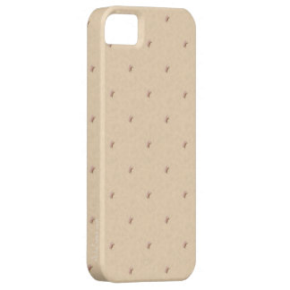 Tan Tiny Butterflies iPhone 5 Case