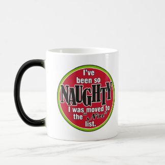 Tan travieso tazas de café