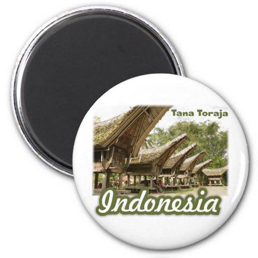 Tana Paser Indonesia  city photo : Tana Toraja Indonesia Souvenir 2 Inch Round Magnet | Zazzle