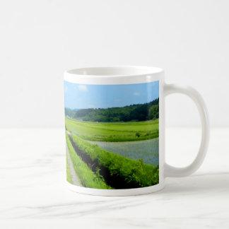 Tanbo Road Classic White Coffee Mug