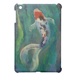 Tancho Koi Fish iPad Mini Cover
