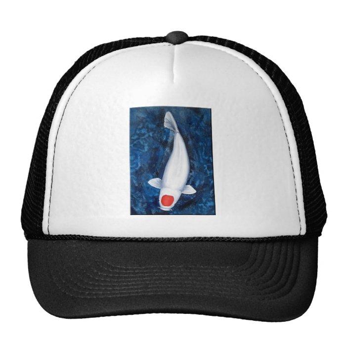Tancho Koi Trucker Hat