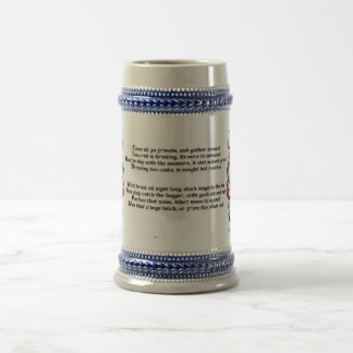Tancred Beer Stein