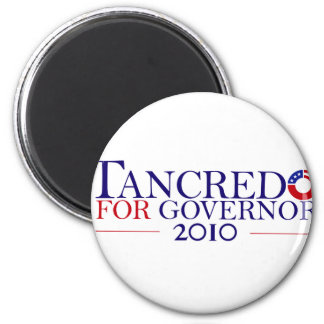 Tancredo 2010 Principle Over Party 2 Inch Round Magnet