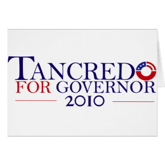 Tancredo 2010 Principle Over Party Card