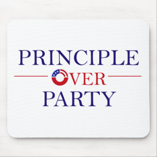 Tancredo 2010 Principle Over Party Mouse Pad
