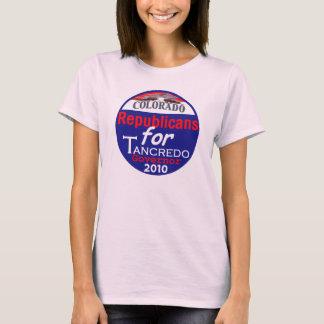 TANCREDO Governor 2010 T-Shirt