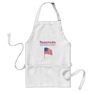 Tancredo Patriotic American Flag 2010 Elections Adult Apron