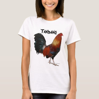 Tandang Ladies Baby Doll (Fitted) T-Shirt