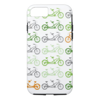 Tandem Bikes and More Tandem Bikes iPhone 7 Case